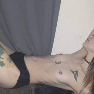 16 Tattoos Total, 3 Visible In This Pic ;)