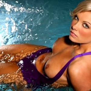 Addison Miller Shows You How Much Fun A Pool Can Be – Set One Of Three