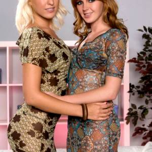 Angelica And Marie Are Dirty Girls – And You Get To Watch – Set One