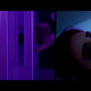 Bella Thorne In Just Call Music Video
