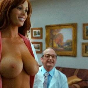 Big Tits via Gingers Over Mary Anns