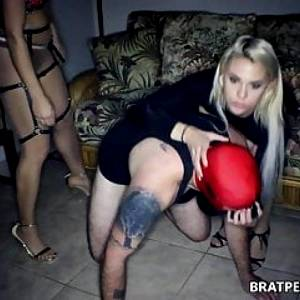 Bully Babes: Owned by Mean Babes