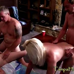 Clean Our House, Our Cocks, then Just Bend Over
