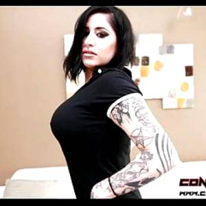 CONORCOXXX-Fucking the tight goth ass of Ophelia Rain