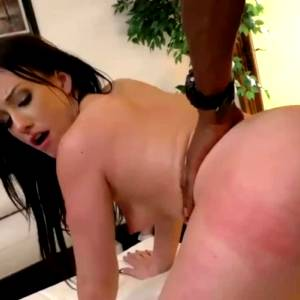 Cuckold Sessions – Beautiful Brunette Wife Jennifer White Fucked By A Big Black Cock.