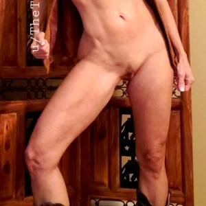 Do You Like Fit Naked Cowgirls??? Asking For A Friend!! ????
