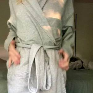 Do You Want To See Me Reveal What's Under My Robe?