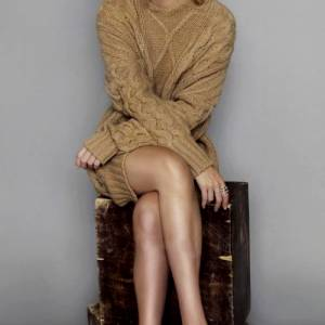 Emma Watson And Her Legs Photographed For Elle Spain.