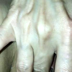 fantastic 50 year old Native American shaved pussy