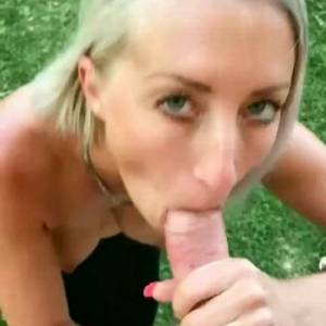 Finished With Cum In Mouth 💦