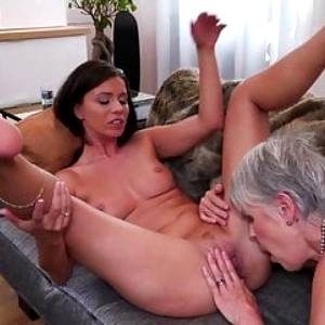 Fun with mature lesbians