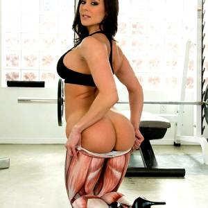 Going Deep At The Gym – Kendra Lust – Big Tits In Sports