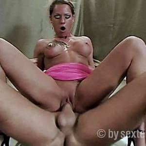 Hooker Silke fucked without pay