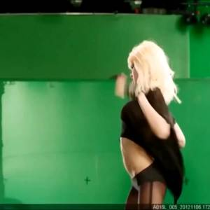 Jessica Alba Sin City Dancing On Stage Extras