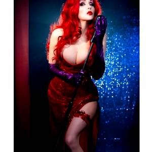 Jessica Rabbit By Angie Griffin