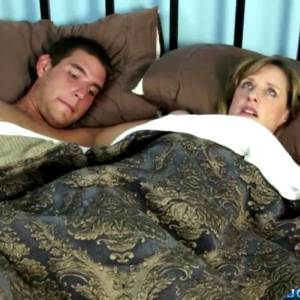 Jodi West Share A Bed With Her Son