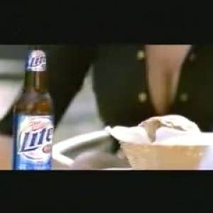 """Kitana Baker And Tonya Ballinger Were Great Additions To The Plots Of Miller Lite's """"Catfight"""" Commercial."""