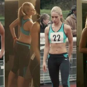 Lily James – Fast Girls