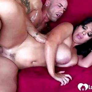 Lonely MILF finally gets his big dick