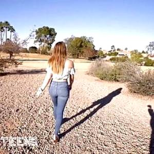 Real Teens – Petite teen with a big ass gets fucked raw