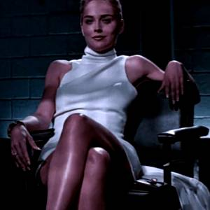 Sharon Stone-Most Paused Scene In 90's