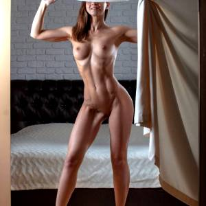 Shy But Toned