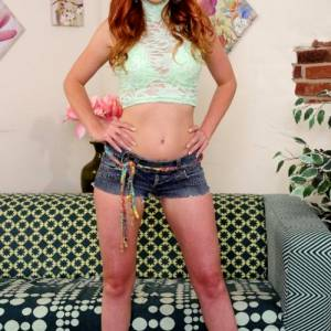 The Most Delicious Redhead Marie Mccray Just Stunning