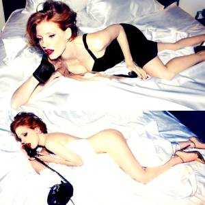 Wishing Birthday Babe Jessica Chastain As She Turned 43